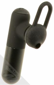 USAMS LO Bluetooth headset černá (black) zleva