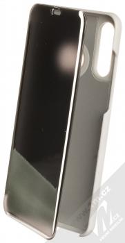 Vennus Clear View flipové pouzdro pro Huawei P30 Lite stříbrná (silver)