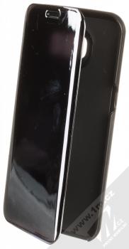 Vennus Clear View flipové pouzdro pro Samsung Galaxy S7 Edge černá (black)