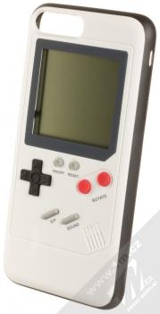 Wanle Game Console Case ochranný kryt s herní konzolí pro Apple iPhone 7 Plus, iPhone 8 Plus bílá (white)