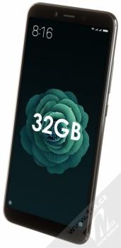 XIAOMI MI A2 4GB/32GB Global Version CZ LTE černá (black) šikmo zepředu
