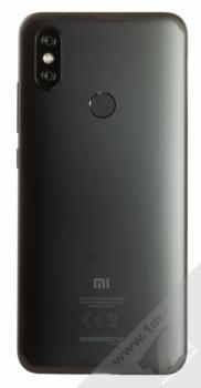 XIAOMI MI A2 4GB/32GB Global Version CZ LTE černá (black) zezadu