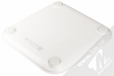 Xiaomi Mi Smart Scale osobní Bluetooth váha (XMTZC01HM) bílá (white) zezdola