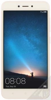 XIAOMI REDMI 5A 2GB/16GB Global Version CZ LTE + ZIMNÍ RUKAVICE NATEC v ceně 99Kč ZDARMA růžově zlatá (rose gold)