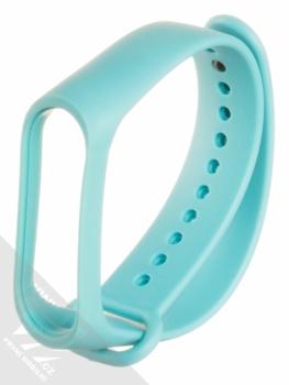 Xiaomi Strap silikonový pásek na zápěstí pro Xiaomi Mi Band 3 tyrkysová (turquoise)