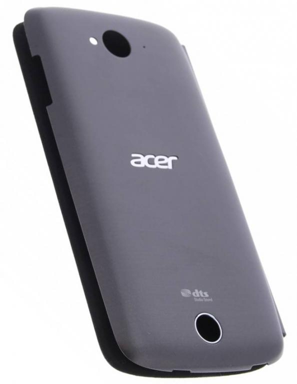 lowest price 4c3ce 49767 Acer flipové pouzdro pro Acer Liquid Z530 černá (black) | 1M.cz