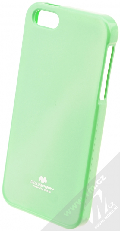 Goospery Jelly Case TPU ochranný silikonový kryt pro Apple iPhone 5 ... 5eced9e9b71