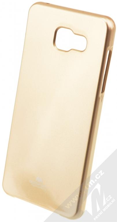 42354b04a Goospery Jelly Case TPU ochranný silikonový kryt pro Samsung Galaxy A5  (2016) zlatá (