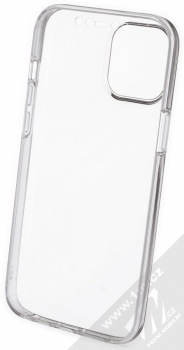 1Mcz 360 Full Cover sada ochranných krytů pro Apple iPhone 12 Pro Max průhledná (transparent) komplet