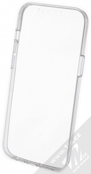 1Mcz 360 Full Cover sada ochranných krytů pro Apple iPhone 12 Pro Max průhledná (transparent) přední kryt
