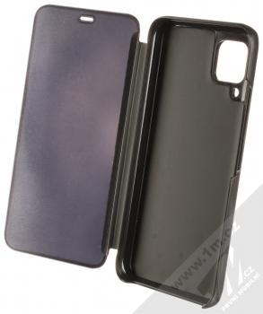 1Mcz Clear View flipové pouzdro pro Huawei P40 Lite černá (black) otevřené