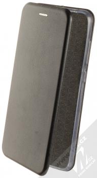 1Mcz Elegance Book flipové pouzdro pro Xiaomi Redmi Note 9 černá (black)
