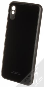 1Mcz Glass Cover ochranný kryt pro Xiaomi Redmi 9A, Redmi 9AT černá (black)