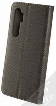 1Mcz Magnet Book Color flipové pouzdro pro Xiaomi Mi Note 10 Lite černá (black) zezadu