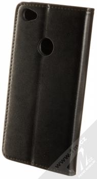 1Mcz Magnetic Book Color flipové pouzdro pro Xiaomi Redmi Note 5A černá (black) zezadu