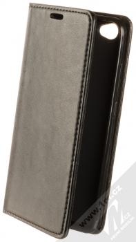 1Mcz Magnetic Book Color flipové pouzdro pro Xiaomi Redmi Note 5A černá (black)