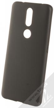 1Mcz Matt TPU ochranný kryt pro Nokia 2.4 černá (black)