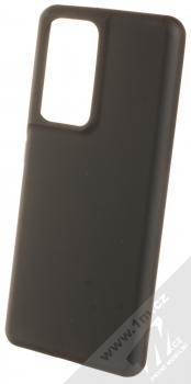 1Mcz Solid TPU ochranný kryt pro Samsung Galaxy S21 Ultra černá (black)