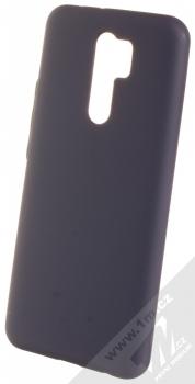 1Mcz Solid TPU ochranný kryt pro Xiaomi Redmi 9 tmavě modrá (navy blue)