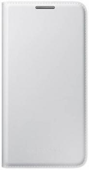 Samsung EF-NI950BW originální flipové pouzdro pro Samsung Galaxy S4, Galaxy S4 LTE-A bílá (white)