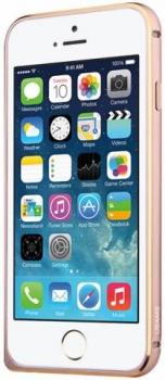 USAMS Arco ochranný rámeček pro Apple iPhone 6 Plus, iPhone 6S Plus zlatá (gold)