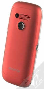 ALIGATOR A510 SENIOR červená (red) šikmo zezadu