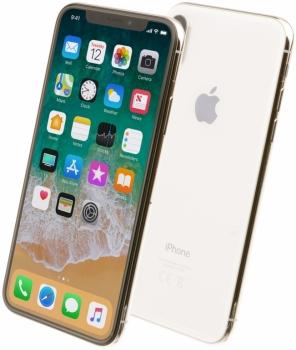 APPLE iPHONE X 64GB stříbrná (silver)