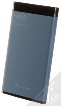 CellularLine FreePower Manta S záložní zdroj 5000mAh tmavě modrá černá (blue black)