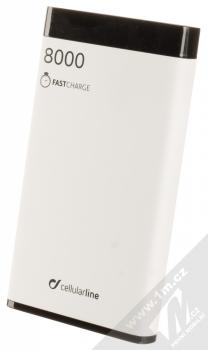 CellularLine FreePower Manta S záložní zdroj 8000mAh bílá černá (white black)