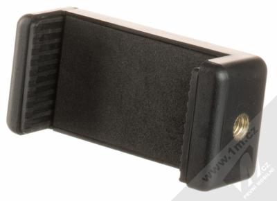 Celly Click Tripod miniaturní univerzální stativ černá (black) detail vaničky