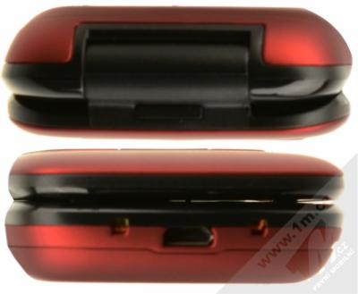 CPA HALO 15 červená (red) seshora a zezdola
