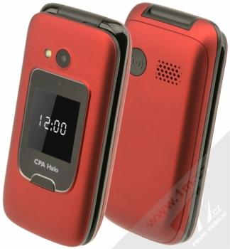 CPA HALO 15 červená (red)