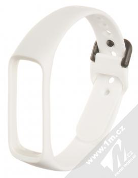 Devia Deluxe Sport Band silikonový pásek na zápěstí pro Samsung Galaxy Fit e bílá (white)
