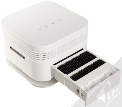 Eltrinex AirCompact i100 Portable Air Purifier přenosná čistička vzduchu bílá (white) filtr