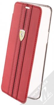 Ferrari On Track flipové pouzdro pro Samsung Galaxy S9 (FESURFLBKTS9REB) červená (red)
