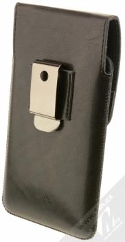 Fixed Pocket 6XL pouzdro pro mobilní telefon, mobil, smartphone (RPPCM-001-6XL) černá (black) zezadu