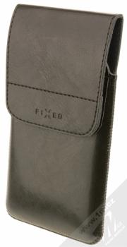 Fixed Pocket 6XL pouzdro pro mobilní telefon, mobil, smartphone (RPPCM-001-6XL) černá (black)