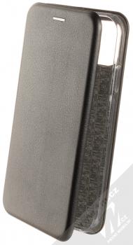 Forcell Elegance Book flipové pouzdro pro Apple iPhone 11 černá (black)