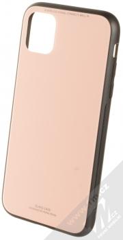 Forcell Glass ochranný kryt pro Apple iPhone 11 růžová (pink)