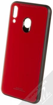 Forcell Glass ochranný kryt pro Samsung Galaxy M20 červená (red)