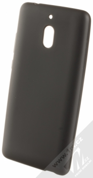 Forcell Jelly Matt Case TPU ochranný silikonový kryt pro Nokia 2.1 černá (black)