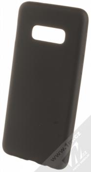 Forcell Jelly Matt Case TPU ochranný silikonový kryt pro Samsung Galaxy S10e černá (black)