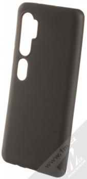Forcell Jelly Matt Case TPU ochranný silikonový kryt pro Xiaomi Mi Note 10, Mi Note 10 Pro černá (black)