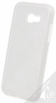 Forcell Shining třpytivý ochranný kryt pro Samsung Galaxy A5 (2017) stříbrná (silver)