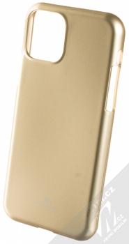 Goospery Jelly Case TPU ochranný silikonový kryt pro Apple iPhone 11 Pro zlatá (gold)