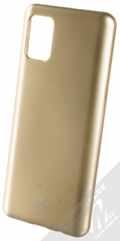 Goospery Jelly Case TPU ochranný kryt pro Samsung Galaxy A51 zlatá (gold)