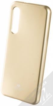 Goospery Jelly Case TPU ochranný silikonový kryt pro Xiaomi Mi 9 SE zlatá (gold)