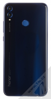 Honor 8X 4GB/128GB modrá (blue) zezadu