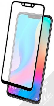 Mocolo Premium 5D Tempered Glass ochranné tvrzené sklo na kompletní displej pro Huawei Nova 3i černá (black) s telefonem