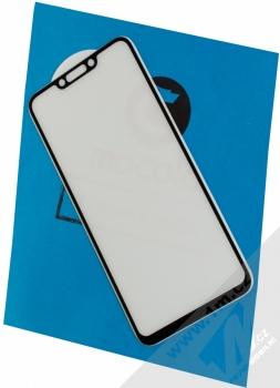 Mocolo Premium 5D Tempered Glass ochranné tvrzené sklo na kompletní displej pro Huawei Nova 3i černá (black)